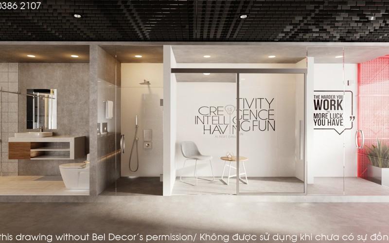 Nội Thất Cửa Hàng Và Showroom
