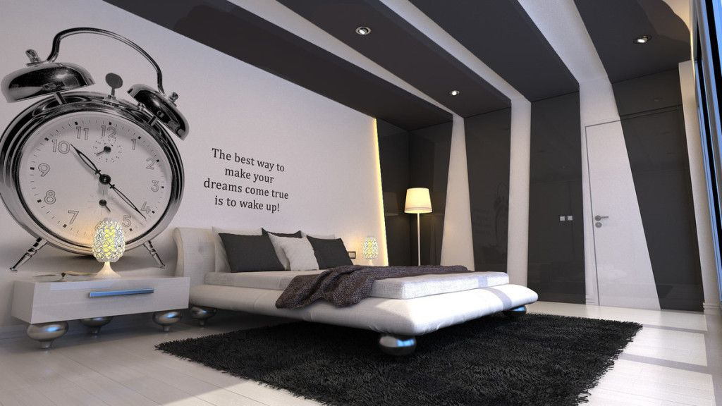 Luxury-Bedroom-Modern-Furniture-Awesome-Grey-and-White-Room-1024x576